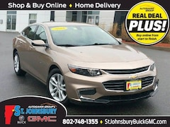 Used 2018 Chevrolet Malibu For Sale in St. Johnsbury