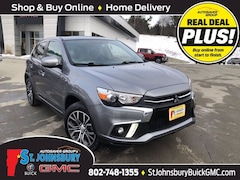Used 2018 Mitsubishi Outlander Sport 2.4 SE CUV For Sale in St. Johnsbury