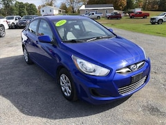 Used 2013 Hyundai Accent GLS (A6) 4dr Sedan in Comstock, NY