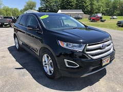 2018 Ford Edge Titanium 4dr All-w SUV For Sale in Comstock, NY