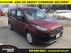 New 2020 Ford Transit Connect XL Commercial-truck in Comstock, NY