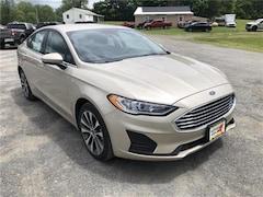 New 2019 Ford Fusion SE Sedan in Comstock, NY