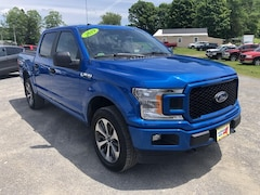 Used 2019 Ford F-150 XL 4x4 SuperCrew C Truck SuperCrew Cab in Comstock, NY