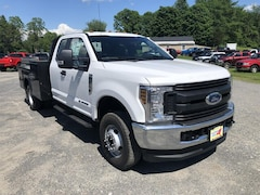 New 2019 Ford F-350 Chassis XL w/ Knapheide Gooseneck Hauler Body Truck Super Cab in Comstock, NY