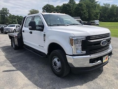 New 2019 Ford F-350 Chassis XL w/ CM Flatbed Commercial-truck in Comstock, NY