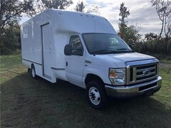New 2018 Ford E-350 Cutaway Unicel Box Truck Commercial-truck in Comstock, NY