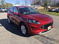 New 2020 Ford Escape SE SUV in Comstock, NY