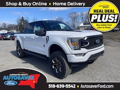 2021 Ford F-150 Black Widow Truck For Sale in Comstock, NY