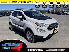 2021 Ford EcoSport SE Crossover For Sale in Comstock, NY