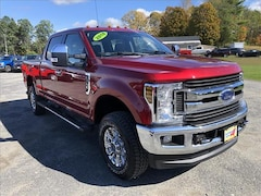 2018 Ford F-250 XLT 4x4  Crew Ca Sedan For Sale in Comstock, NY