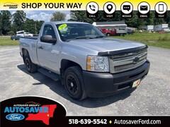 2012 Chevrolet Silverado 1500 Work Truck Truck For Sale in Comstock, NY