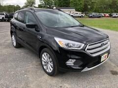 New 2019 Ford Escape SEL SUV in Comstock, NY