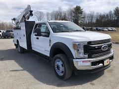 New 2019 Ford F-550 Chassis XLT w/ Knapheide KMT-1 Crane Truck in Comstock, NY