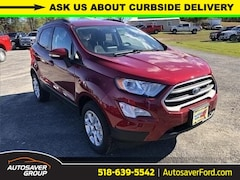 2020 Ford EcoSport SE SUV For Sale in Comstock, NY