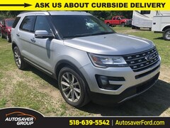 2016 Ford Explorer Limited SUV For Sale in Comstock, NY