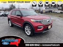 2021 Ford Explorer Platinum SUV For Sale in Comstock, NY