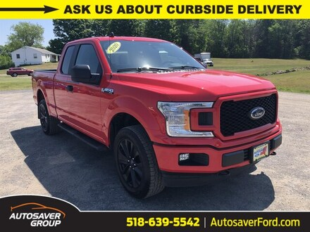 2020 Ford F-150 STX Extended Cab Short Bed Truck