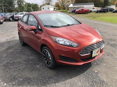 New 2019 Ford Fiesta SE Sedan in Comstock, NY