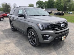 New 2019 Ford Expedition Limited SUV in Comstock, NY