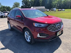 New 2019 Ford Edge SEL Crossover in Comstock, NY