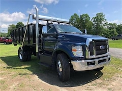 2018 Ford F-650 Diesel Knapheide Swap Loader Commercial-truck For Sale in Comstock, NY