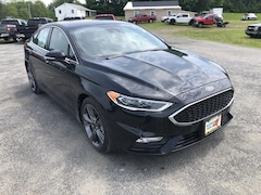 New 2019 Ford Fusion Sport Sedan in Comstock, NY
