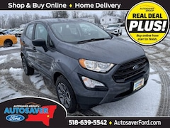 2020 Ford EcoSport S Crossover For Sale in Comstock, NY