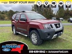 2014 Nissan Xterra S SUV For Sale in Comstock, NY