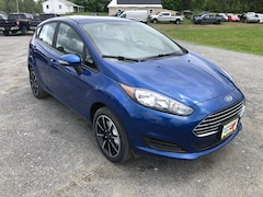 New 2019 Ford Fiesta SE Hatchback in Comstock, NY