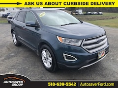 Used 2016 Ford Edge SEL SUV in Comstock, NY