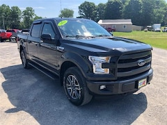 2015 Ford F-150 Lariat 4x4 SuperCr Crew Cab Truck For Sale in Comstock, NY