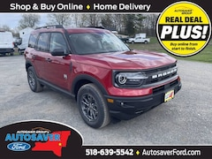2021 Ford Bronco Sport Big Bend SUV For Sale in Comstock, NY