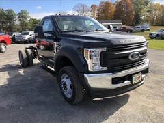New 2019 Ford F-550 Chassis XL Chassis Commercial-truck in Comstock, NY