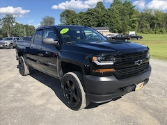 2017 Chevrolet Silverado 1500 LS 4x4 Double Cab Extended Cab Long Bed Truck For Sale in Comstock, NY