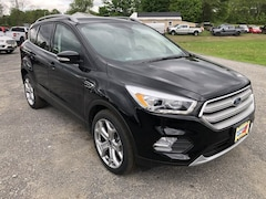 New 2019 Ford Escape Titanium SUV in Comstock, NY