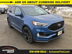 New 2020 Ford Edge ST Crossover in Comstock, NY