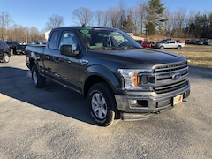 New 2019 Ford F-150 XLT Truck SuperCab Styleside in Comstock, NY