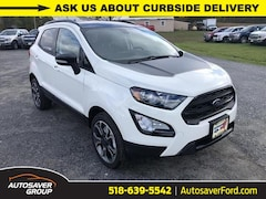 New 2020 Ford EcoSport SES Crossover in Comstock, NY