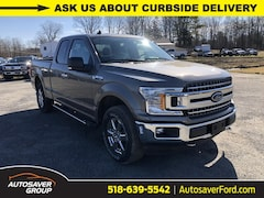 2020 Ford F-150 XLT Extended Cab Short Bed Truck For Sale in Comstock, NY