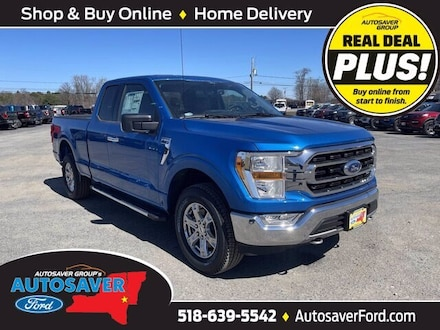 2021 Ford F-150 XLT Extended Cab Short Bed Truck