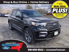 2021 Ford Explorer XLT SUV For Sale in Comstock, NY