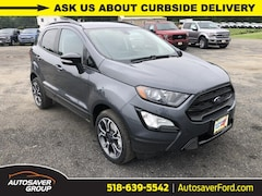 Used 2020 Ford EcoSport SES SUV in Comstock, NY