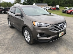 New 2019 Ford Edge SEL SUV in Comstock, NY