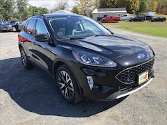 New 2020 Ford Escape SEL SUV in Comstock, NY