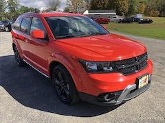 2018 Dodge Journey Crossroad 4dr All- SUV For Sale in Comstock, NY