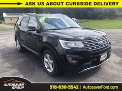 Used 2017 Ford Explorer XLT SUV in Comstock, NY