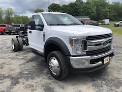 New 2019 Ford F-450 Chassis XLT Chassis Commercial-truck in Comstock, NY