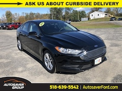 Used 2018 Ford Fusion SE Sedan in Comstock, NY