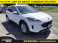 Used 2020 Ford Escape SE SUV in Comstock, NY