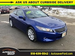 2010 Honda Accord 3.5 EX-L Coupe For Sale in Comstock, NY